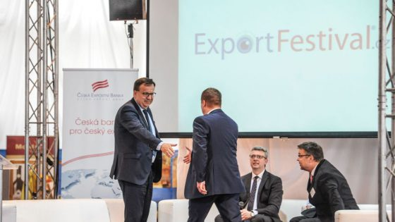 Reactions to the Export Festival 2016 were very good