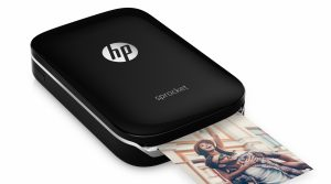 Kapesní tiskárna HP Sprocket hlavní výhrou na akcích Kybernetická revoluce