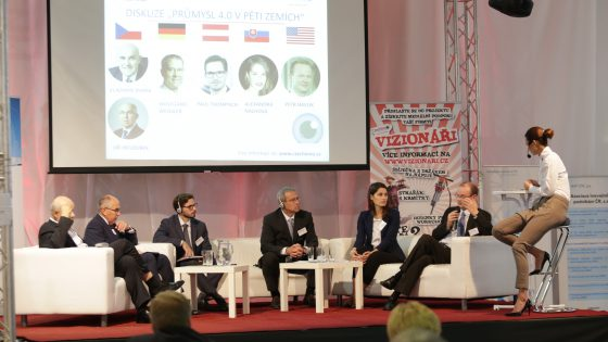 SMART BUSINESS FESTIVAL 2016 WAS ALSO FOCUSED ON INDUSTRY 4.0.