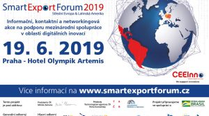 Necelý měsíc zbývá do Smart Export Fóra 2019 – historicky první akce na podporu technologické spolupráce mezi Českem, Slovenskem a Latinskou Amerikou